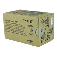 Xerox 106R02599 Cyan Toner Cartridge (4.5k)