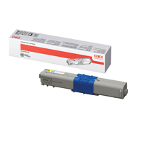 Oki 44469704 Yellow Toner
