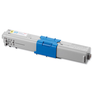 Oki 44469722 High Capacity Yellow Toner (5k)