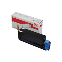 Oki 44917602 High Capacity Black Toner (12k)