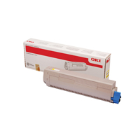 Oki 45862814 Yellow High Capacity Toner