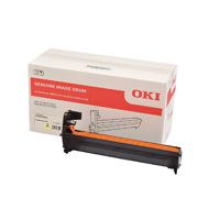 Oki 46438001 Yellow Drum Unit