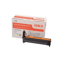 Oki 46507413 Yellow EP Drum Cartridge