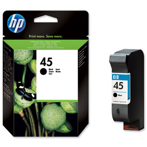 HP 51645A (45A) High Capacity Black Cartridge