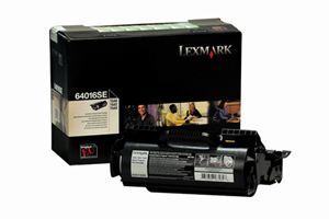 Lexmark 64016SE 6K Return Program Toner