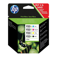 HP C2N92AE Pack of 4 High Capacity Ink Cartridges