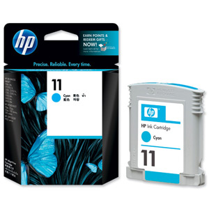 HP C4836A Cyan Cartridge
