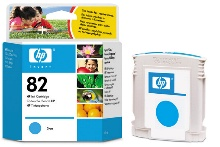 HP C4911A Cyan Ink Cartridge