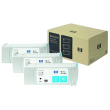 HP C5067A Cyan Cartridge (3-Pack)