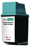 Reconditioned Compatible 51649A Colour Inkjet Cartridge