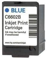 HP C6602B Blue Ink Cartridge