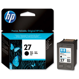 HP C8727A Black Cartridge
