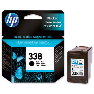 HP C8765EE Light User Black Cartridge