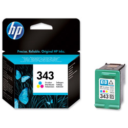 HP C8766EE Colour Inkjet Cartridge