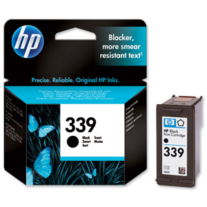 HP C8767EE Black Cartridge