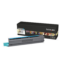 Lexmark C925H2CG Cyan High Yield Toner Cartridge