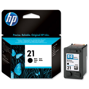 HP C9351A Black Ink Cartridge