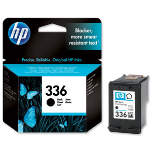HP C9362EE Black Inkjet Cartridge