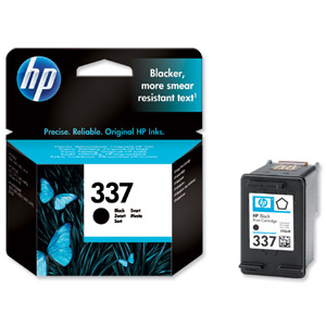 HP C9364EE Black Ink Cartridge