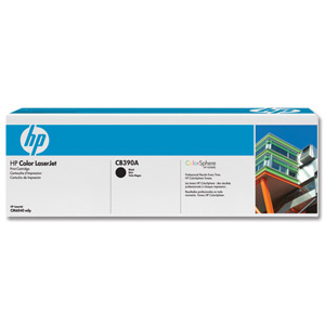 HP CB390A Black Coloursphere Toner