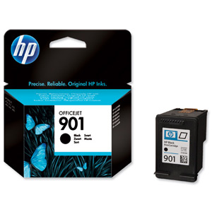 HP CC653A Black Ink Cartridge