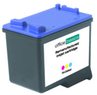 Reconditioned Compatible C8728A Colour Cartridge