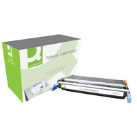 Compatible C9732A Yellow Toner Cartridge
