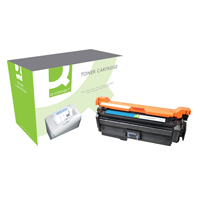 Compatible CE261A Cyan Toner Cartridge