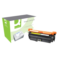 Compatible CE262A Yellow Toner Cartridge