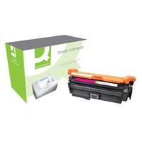 Compatible CE263A Magenta Toner Cartridge