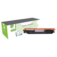 Compatible CE312A Yellow Toner