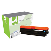 Compatible CE741A Cyan Toner Cartridge