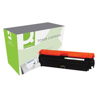 Compatible CF212A Yellow Toner Cartridge