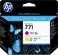 HP CE018A Magenta/Yellow Printhead