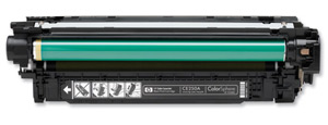 HP CE250A Black Toner
