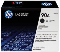 HP CE390A Black Toner Cartridge