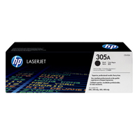HP CE410A Black Toner Cartridge