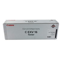 Canon CEXV16BK Black Toner Cartridge