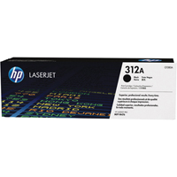 HP CF380A Black Toner Cartridge