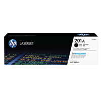 HP CF400A Black Toner Cartridge