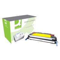 Compatible Q7562A Yellow Toner Cartridge