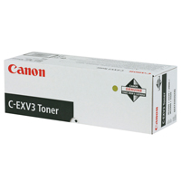 Canon EXV3 Black Toner Cartridge