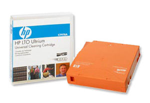 HP C7978A Universal Ultrium Cleaning Cartridge