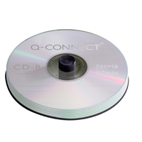 Q-Connect CD-R Spindle (Pack of 50)
