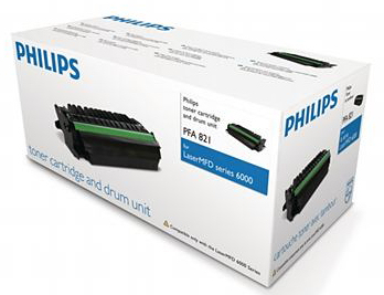 Philips PFA821 High Capacity Black Toner Cartridge