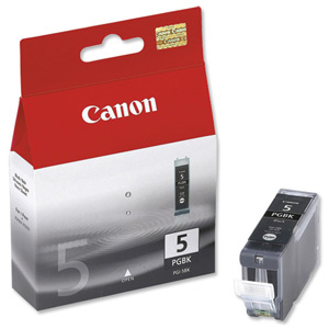 Canon PGI5BK Black Cartridge