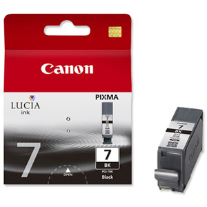 Canon PGI7BK Black Cartridge