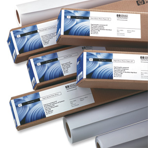 HP Q1396A Inkjet Bond Paper 610mm x 45.7m