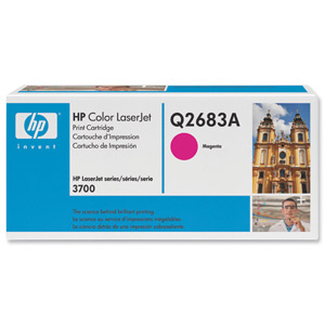 HP Q2683A Magenta Toner Cartridge (6k)