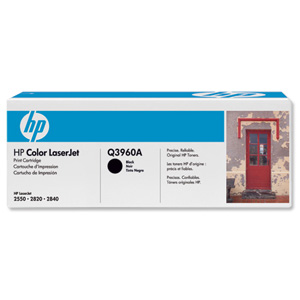 HP Q3960A Black Toner (4k)